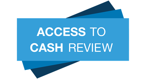 Access to Cash logo